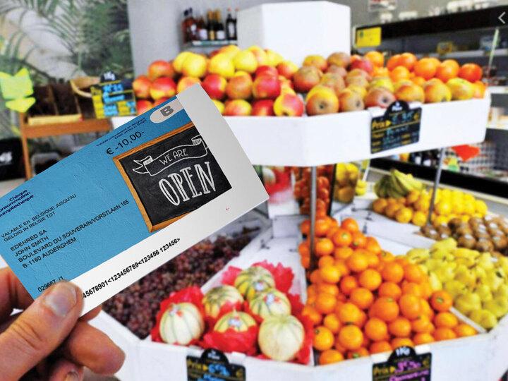 Le chèque consommation, un dispositif efficace pour relancer le commerce local
