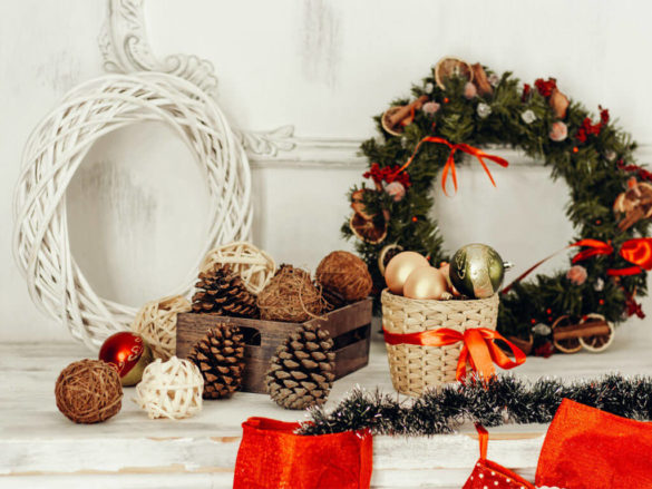 Décoration Noel originale