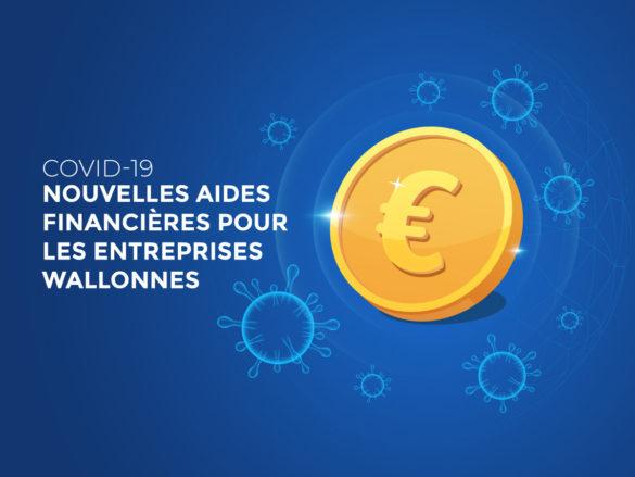 covid-19 aides financières pour les entreprises wallonnes