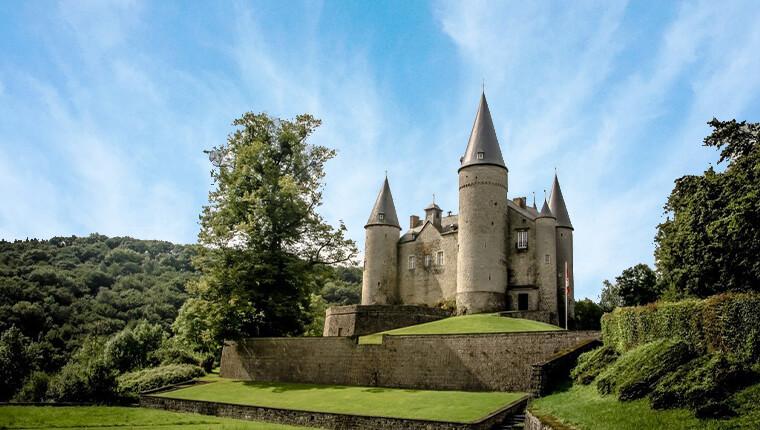 Découvrir les plus beaux châteaux de Wallonie