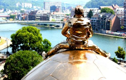 5 lieux incontournables à visiter à Namur